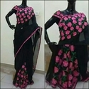 Kota Sarees with Mirror Work