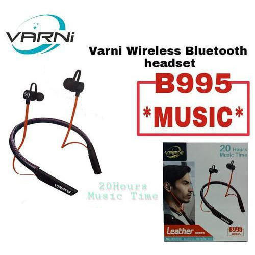 e1e33f45893 Varni Bluetooth Wireless Headset at Rs 560 /piece | वायरलेस ...