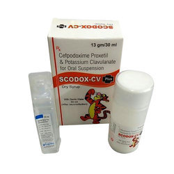 Cefpodoxime Proxetil 100 Mg & Potassium Clavulanate 62.5 Mg