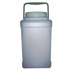 3ltr HDPE Plastic Square Jar