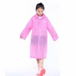Pink Waterproof Raincoat. Rs 300  Piece 31135db09