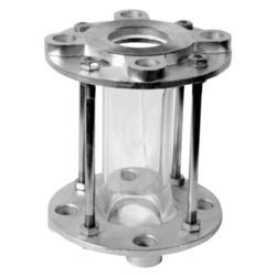 SS Sight Glass Valve