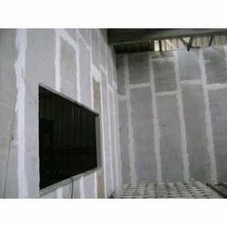 Grey Aerocon/rapicon Wall Panels