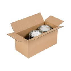 Cardboard Brown Corrugated Shipping Boxes