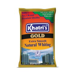Khatri's Gold Natural Whiting Chalk Powder, Packaging Size: 5 Kgs, 20 Kgs