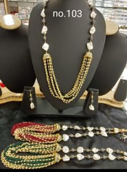 Party Wear Designer Mala