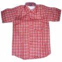 Check School Shirt