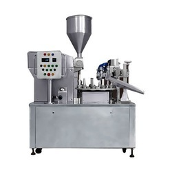 Automatic Laminated Tube Filling Machine