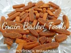 Spicy Pencil Bhakarwadi
