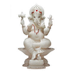 Marble Ganesh Statue
