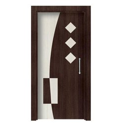 Hinged PVC Laminated Door