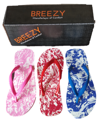 BreeZy Daily Wear Bottom Ladies Slipper, Size: 5 to 8