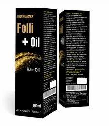 GARUNA's HERBAL HAIR OIL, Packaging Size: 100 ML, Bottle