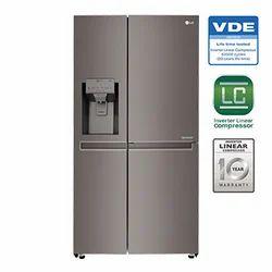 668 Litres Door- In- Door Refrigerator