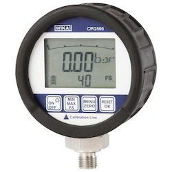 Digital Pressure Gauge Calibration