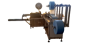 FULLY AUTOMATIC TIE FACE MASK MACHINE
