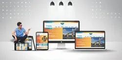Web Designing, With Chat Support