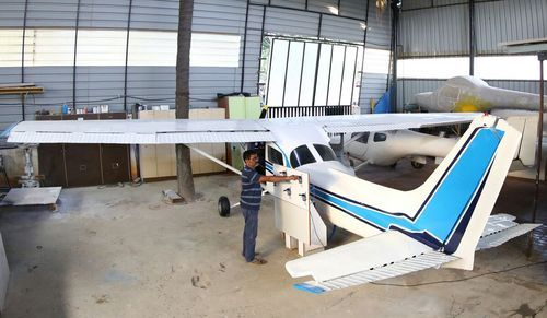 Cessna 172 Aircraft One Is To One Scale Model