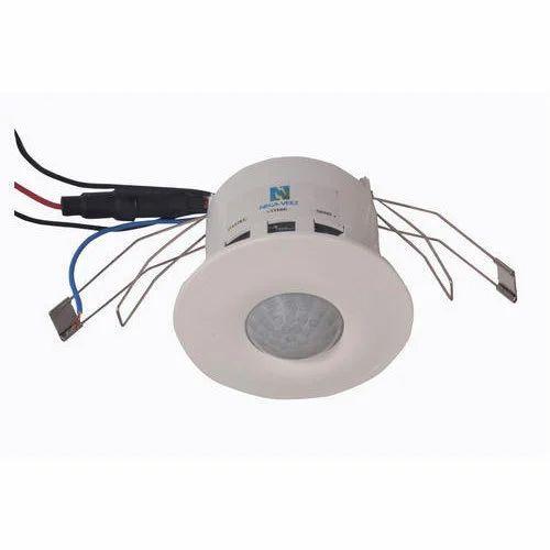 Dc12/24v Flush Mount Microwave Motion Sensor