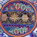 Indian Ethnic Floor Cushion Cover