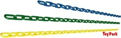 2 Meter Rubber Coated Metal Chain Set (Sca 319)