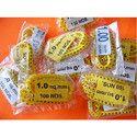 Yellow PVC Ferrules