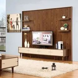 Fancy Wooden TV Cabinet, For Residential
