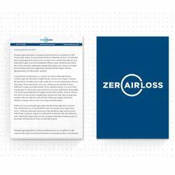 Digital Printing Paper Letterhead Designing Service
