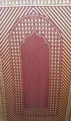 Rectangular Masjid Floor Carpet