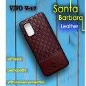 Vivo V 17 Leather Mobile Cover