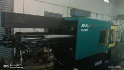 80 Ton Ram Type Machine -Servo & Prefill System