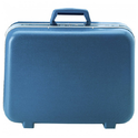 Vip Midnight Blue Vectra Suitcase