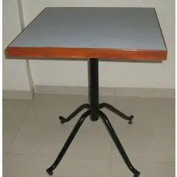 Single Pole Hotel Table