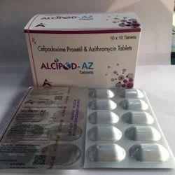 Cefpodoxime Azithromycin Tab
