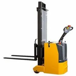 Industrial Electric Pallet Stackers