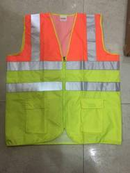 V4you Plain Custom Safety Jacket, Construction, Traffic Control, Auto Racing, Sea Patrolling