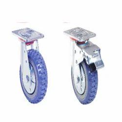Polyurethane (PU Violet) Caster Wheels