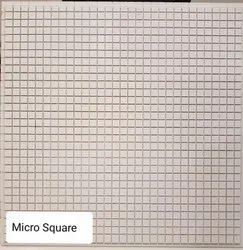 Micro Square Calcium Silicate Tiles