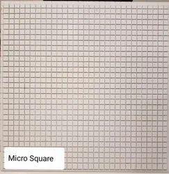 Micro Square Calcium Silicate Tiles