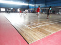 Air Cush Squash Court Flooring