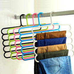 Multifunction Layers Pants Hanger Multilayer Trousers Tie