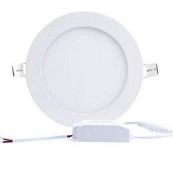 Electro Field Cool White LED Panel Round Light