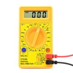 Fluke Multimeters Calibration Services