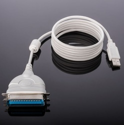 CA-U36P USB To Parallel 36 Pin Bidirectional Cable