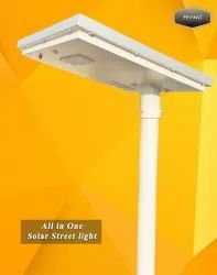 All In One Solar Street Lighting System