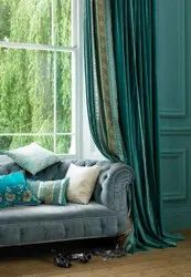 Neptune Furnishings Printed Jacquard Curtain Fabric, For Home, GSM: 250-300