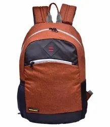 Adamson Linen Fabrics Tan Backpack