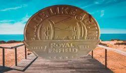 Brass Door Handle, Size: 200x20 mm, Packaging Type: Box