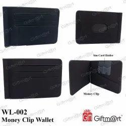 Giftmart Male Mens Money Clip Wallet