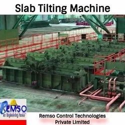 Slab Tilting Machine